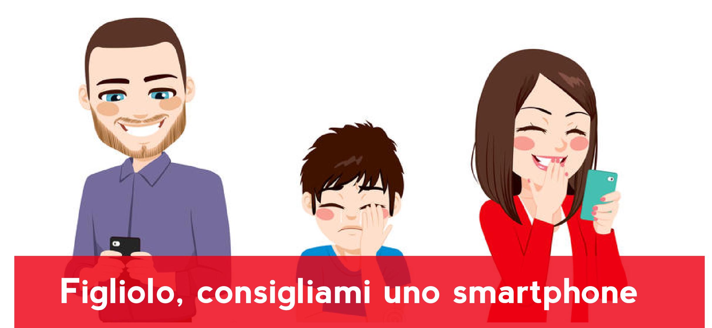 Smartphone economici: soluzioni per mamma e papà di un nerd