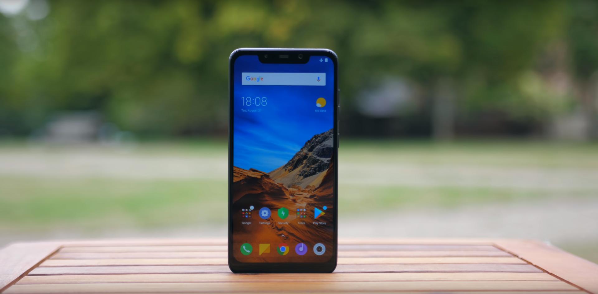 Xiaomi POCOPHONE F1: il TOP di gamma alla portata di tutti