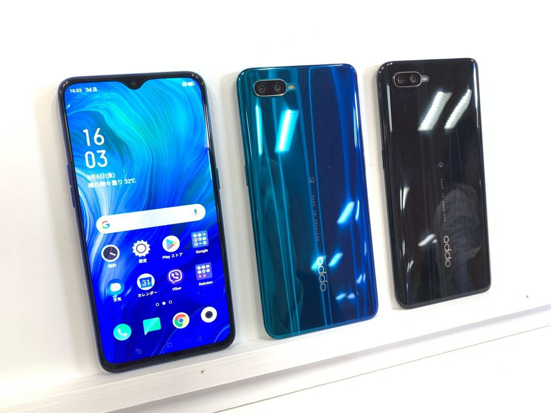 """OPPO Reno A: il telefono """"base-gamma"""" con Snapdragon 710 e 6 GB di RAM"""