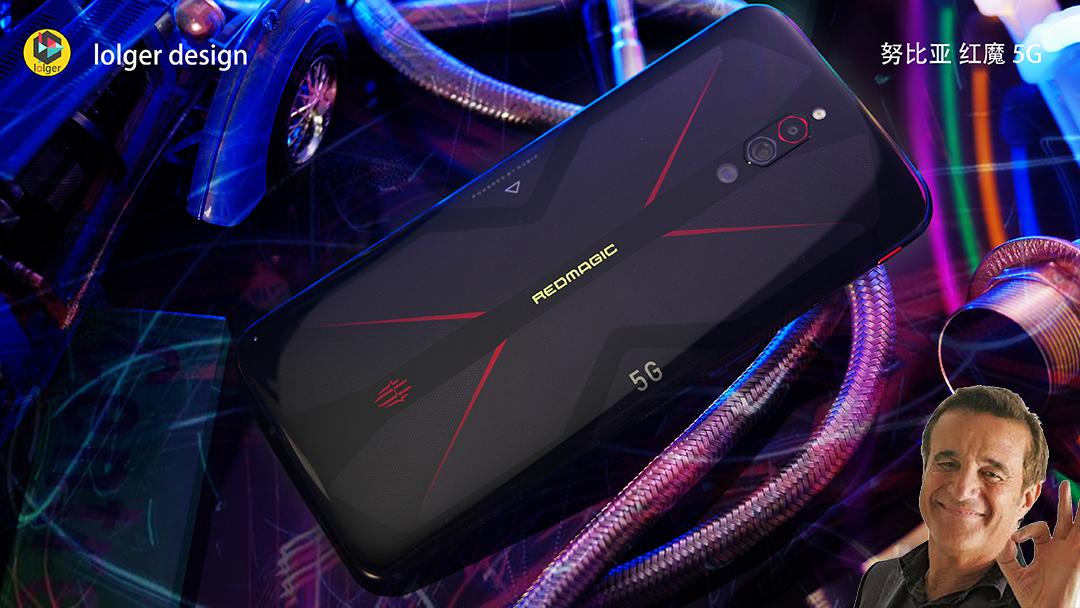 Red Magic 5G ufficiale: ma che è sta (bellissima) cafonata?