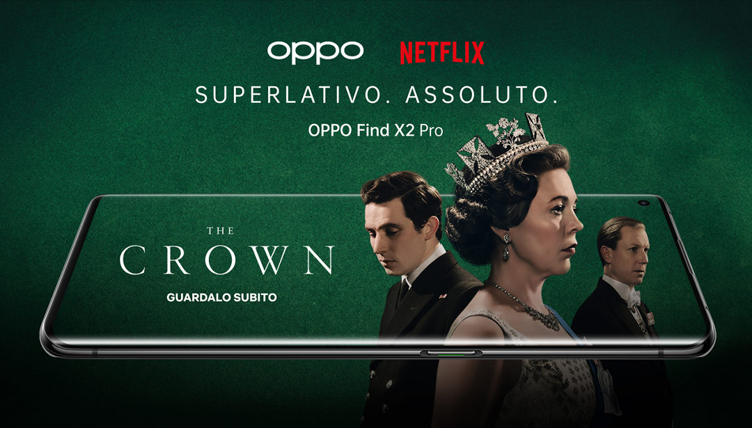 Oppo Find X2 e X2 Pro supportano l'HDR su YouTube, Netflix e Prime Video