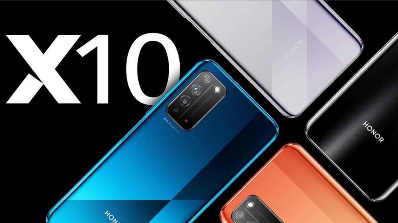 Honor X10 5G ufficiale: caratteristiche, prezzo e scheda tecnica