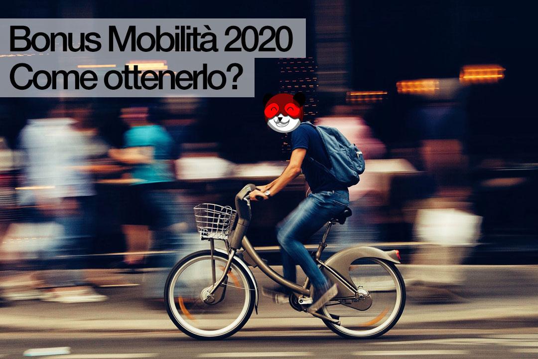 Come ottenere il Bonus mobilità 2020? Ecco tutte le risposte!