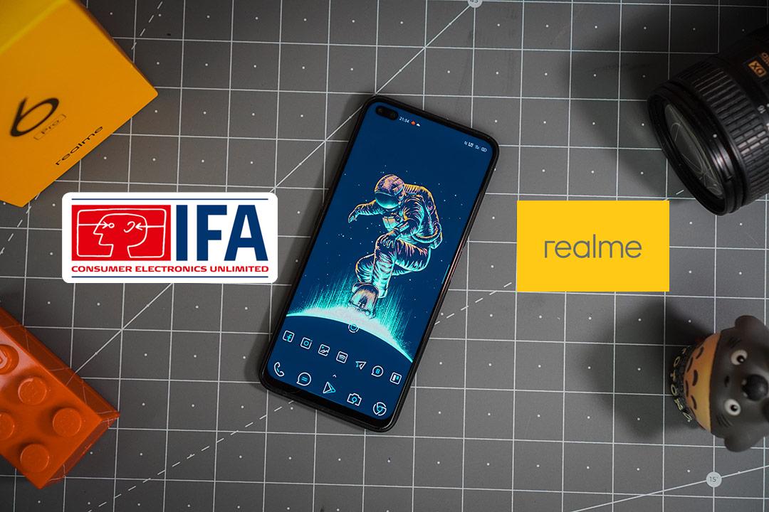 Realme debutterà ad IFA 2020: realme X3 Pro in arrivo?