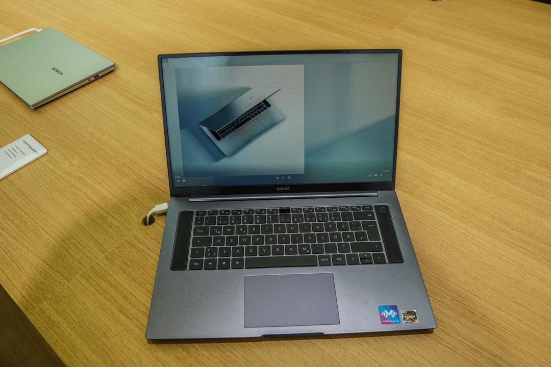 Honor MagicBook Pro Ufficiale ad IFA 2020: un boost per la produttività