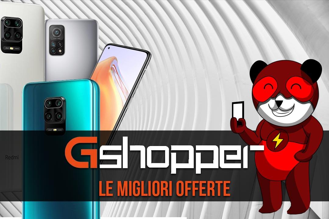 Le bombe di GSHOPPER: Xiaomi Mi 10T a 319 euro e tanto altro!