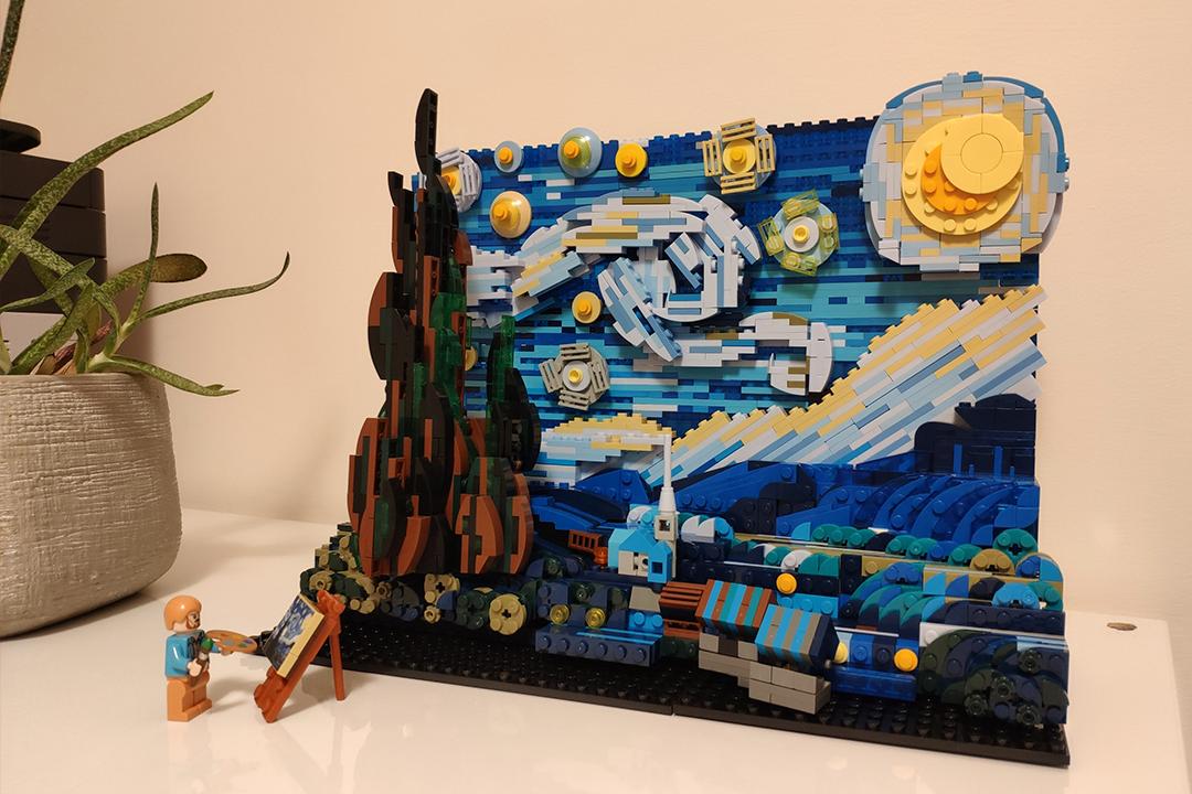 Cloni Lego cinesi: Notte Stellata – DK 3001 | Recensione