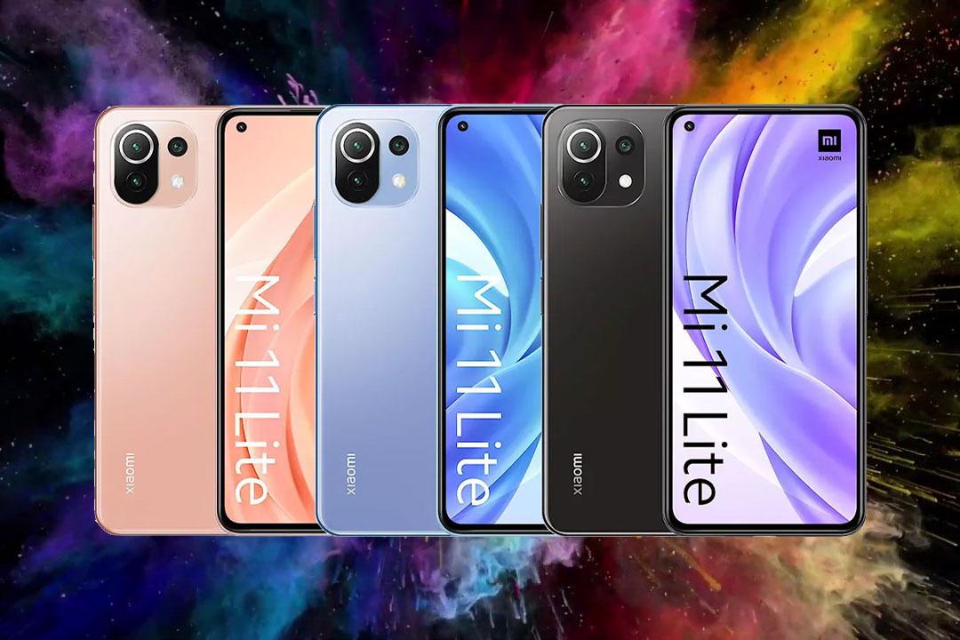 Xiaomi Mi 11 Lite e Mi 11 Lite 5G: leggerissimi, sottilissimi e completi