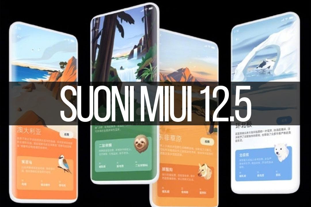 Suoni MIUI 12.5: installa i nuovi suoni su tutti gli smartphone Xiaomi