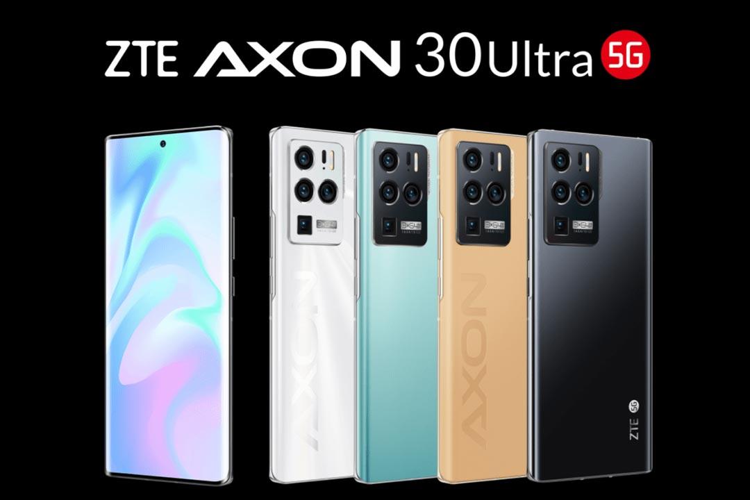 ZTE Axon 30 Ultra: il top di gamma arriva ufficialmente in Italia