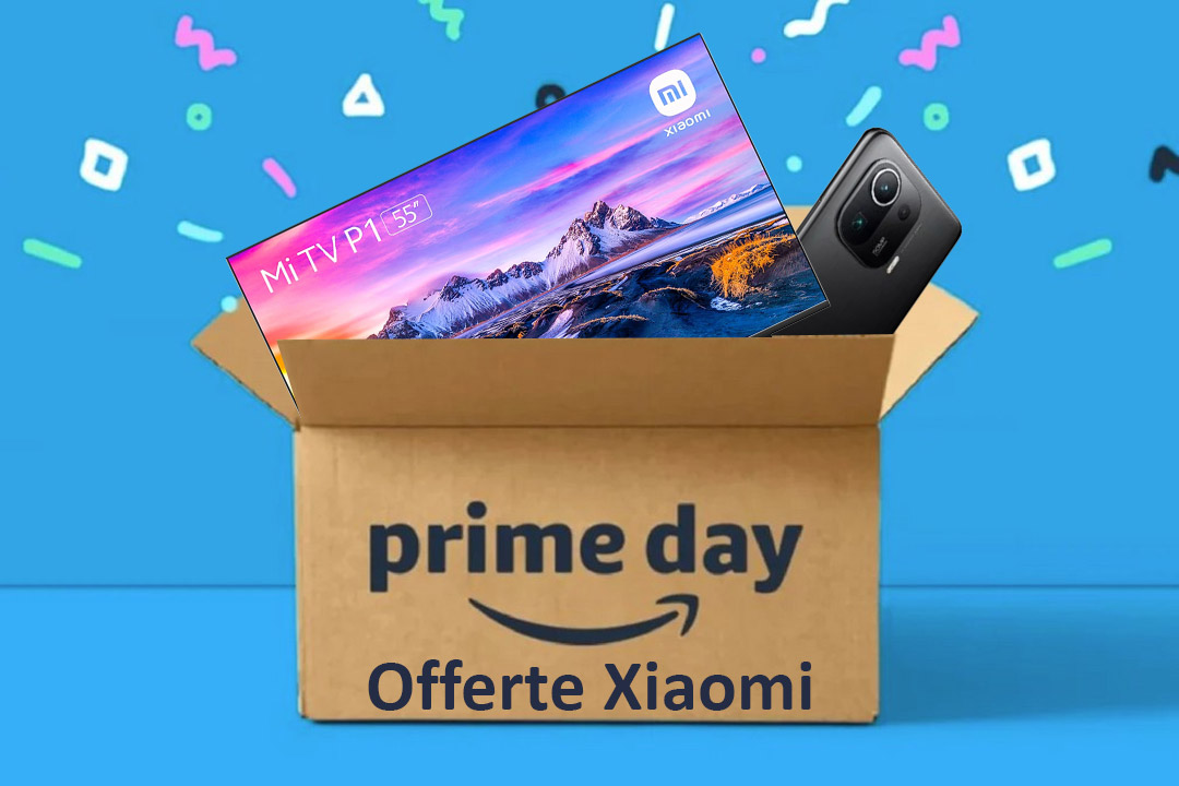Amazon Prime Day 2021: ecco tutte le migliori offerte Xiaomi