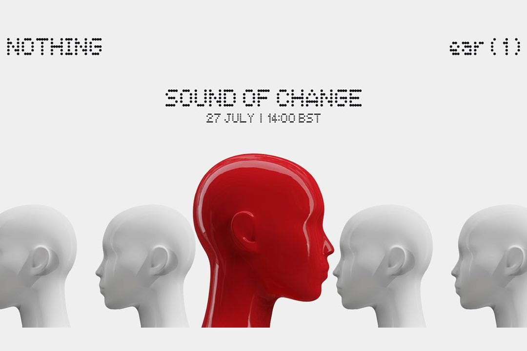 Nothing Ear (1): appuntamento per la presentazione fissato il 27 luglio!